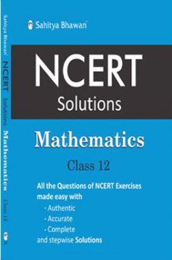 NCERT Solutions Mathematics Class-12