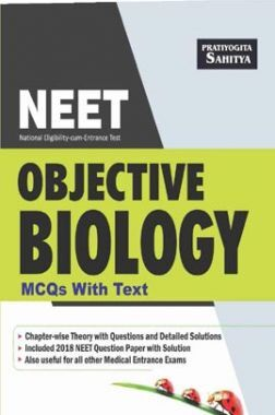 NEET Objective Biology MCQs With Text