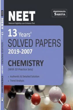 NEET Chemistry Solved Papers