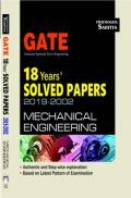 GATE Mechanical Engineering Solved Papers 2019-2002