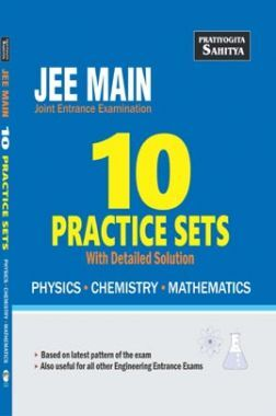 JEE Mains PCM 10 Practice Sets With Detailed Solution