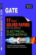 GATE Electrical Engineering Solved Papers 2019-2003