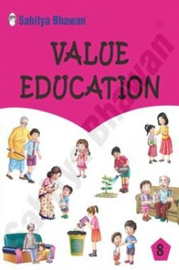 Value Education Textbook For Class 8
