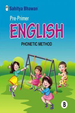 Pre Primer English Phonetic Method B Textbook