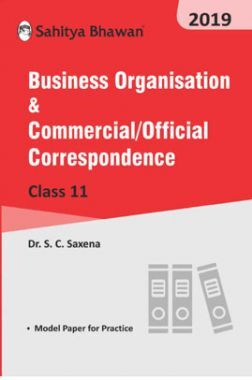 UP Board Business Organisation & Commercial/Official Correspondence Class-11