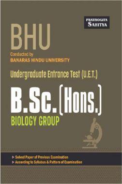 BHU Undergraduate Entrance Test (U.E.T.) B. Sc. (Hons.) Biology Group