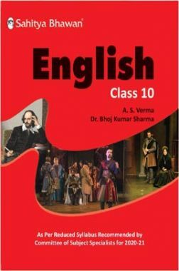 English For Class-X Reduced Syllabus (For 2020-2021)