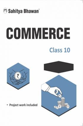 Sahitya Bhawan UP Board Class 10 Commerce Book | Useful For Competitive Exams Preparation