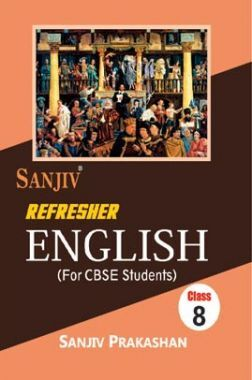 Sanjiv Refresher English For Class - VIII