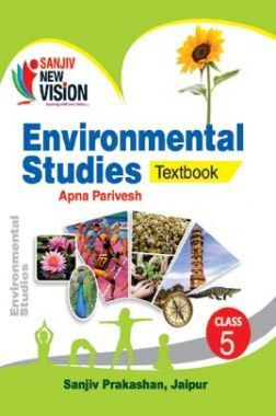 Sanjiv New Vision Environmental Studies For Class - V