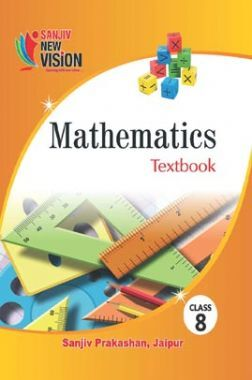 Download Sanjiv New Vision Mathematics For Class - VIII by PDF Online
