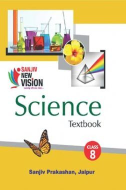 Sanjiv New Vision Science For Class - VIII