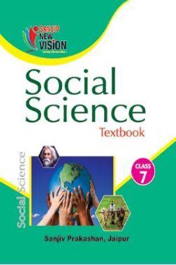 Sanjiv New Vision Social Science For Class - VII