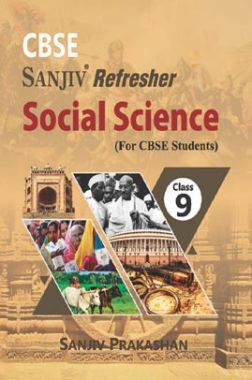 Sanjiv Refresher Social Science For Class - IX