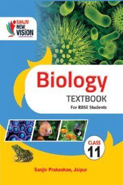 Sanjiv New Vision Biology For Class - XI