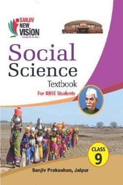 Sanjiv New Vision Social Science For Class - IX