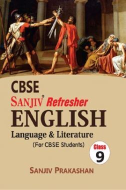 Sanjiv Refresher English Language & Literature For Class - IX