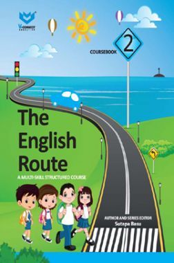 The English Route Coursebook - 2