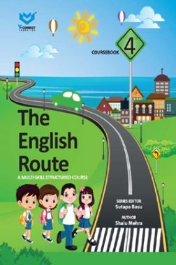 The English Route Coursebook - 4