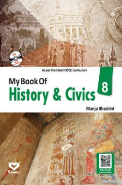 My Book Of History And Civics - 8