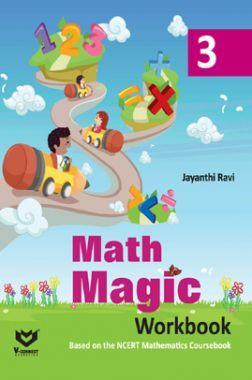 Math Magic Workbook - 3