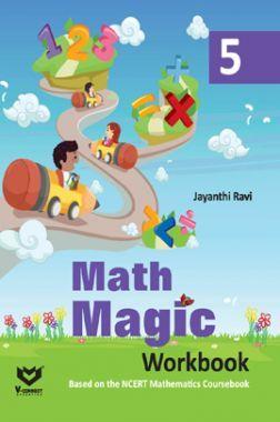 Math Magic Workbook - 5
