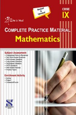Me n Mine Complete Practice Material Mathematics For Class - IX (CBSE)