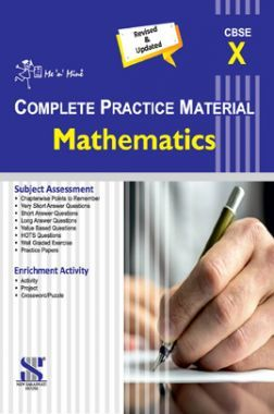 Me n Mine Complete Practice Material Mathematics For Class - X (CBSE)