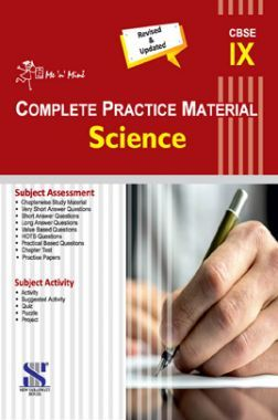 Me n Mine Complete Practice Material Science For Class - IX (CBSE)