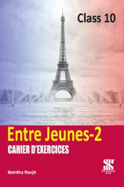 Entre Jeneus Workbook - 1 For Class - 10 (In French)
