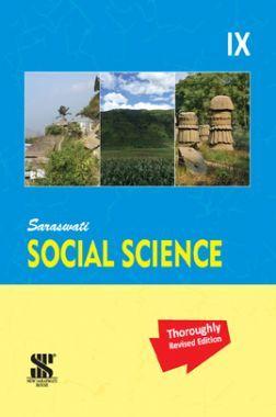 Saraswati Social Science For Class - IX