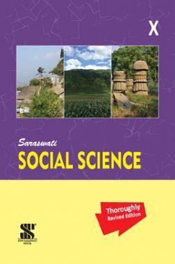 Saraswati Social Science For Class - X