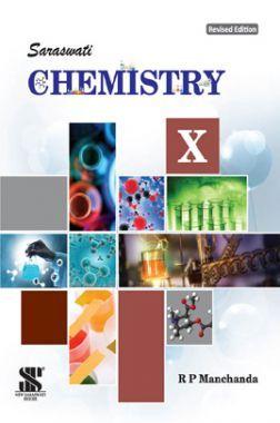 Saraswati Chemistry For Class - X