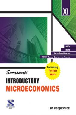 Download Saraswati Introductory Microeconomics For Class - XI by Dr  Deepashree PDF Online