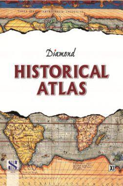 Diamond Historical Atlas For Class XI