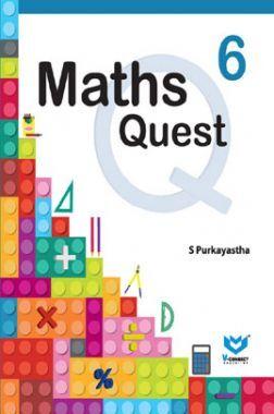 Math Quest-TB For Class VI