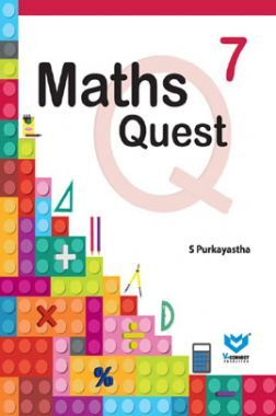 Math Quest-TB For Class VII