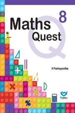Math Quest For Class VIII