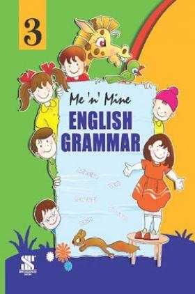 Me n Mine English Grammar For Class III