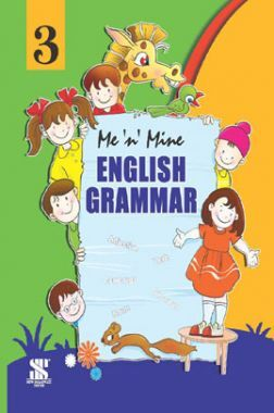 Me n Mine English Grammar For Class III