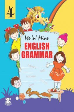 Me n Mine English Grammar For Class IV