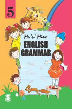 Me n Mine English Grammar For Class V