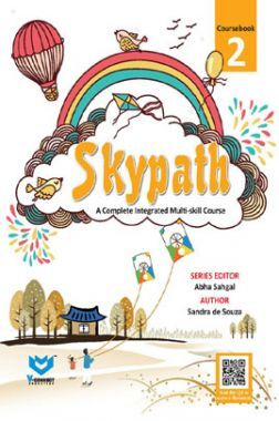 Skypath English Series Textbook For Class - 2