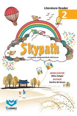 Skypath English Series Literature Reader For Class - 2