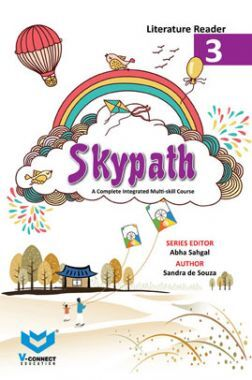 Skypath English Series Literature Reader For Class - 3