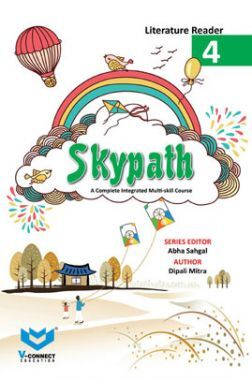Skypath English Series Literature Reader For Class - 4