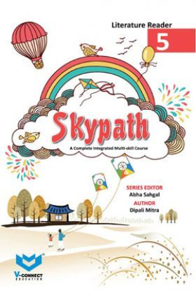 Skypath English Series Literature Reader For Class - 5