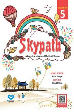 Skypath English Series Textbook For Class - 5