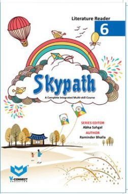 Skypath English Series Literature Reader For Class - 6