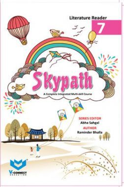 Skypath English Series Literature Reader For Class - 7